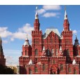 The museum of Russian history, Red square, Moscow, Russia