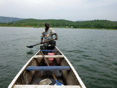 The Volta River - Ghana