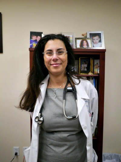 Dr Marie Bentsianov MD