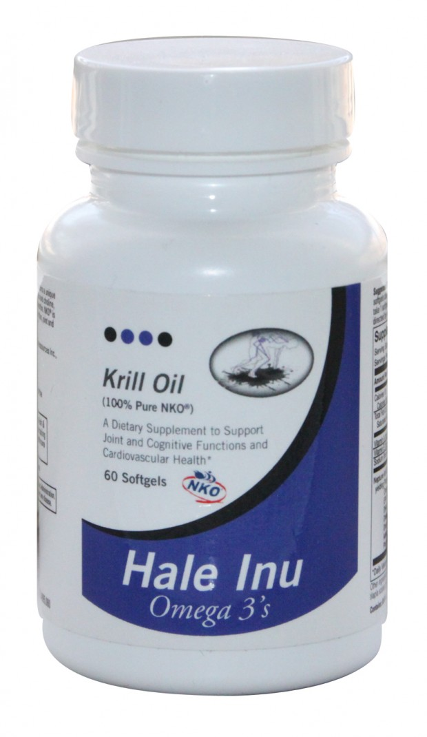 Krill Oil From Hale Inu