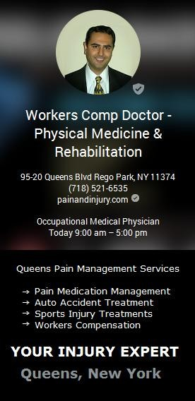 Physical Medicine & Rehabilitation of NY, P.C.  Guatam Khakhar, M.D., FAAPMR