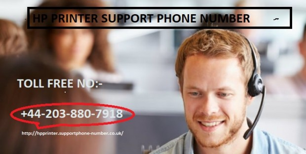 +44-203-880-7918 HP Printer Technical Support Number